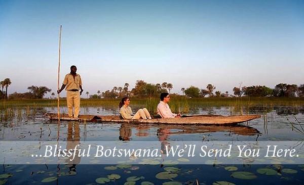 Our Team Travels: Blissful Botswana and Vic Falls Safari