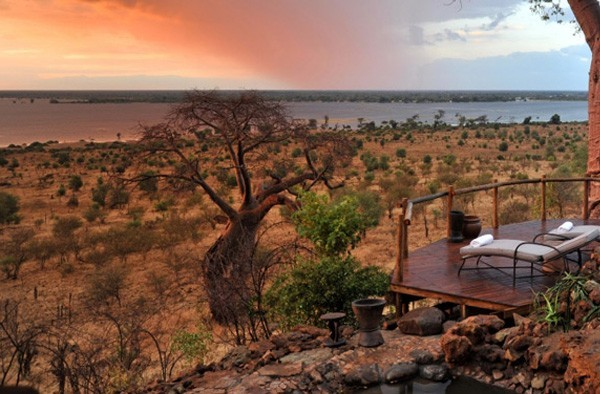 Ngoma Safari Lodge, Chobe Forest Reserve, Botswana