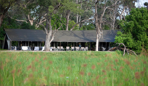 Machaba Camp - Exterior