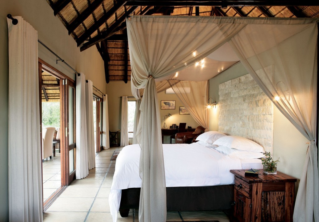 Luxurious rooms at Arathusa Safari Lodge