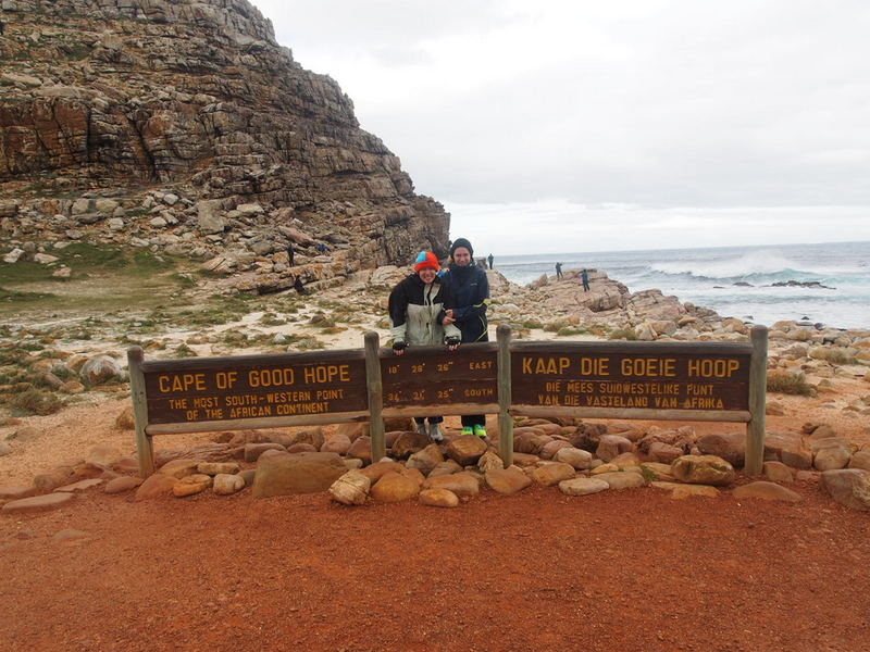 Cape of Good Hope, South Africa.