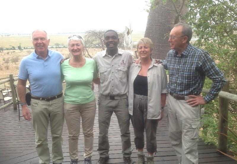 Vic Falls & Botswana Memories