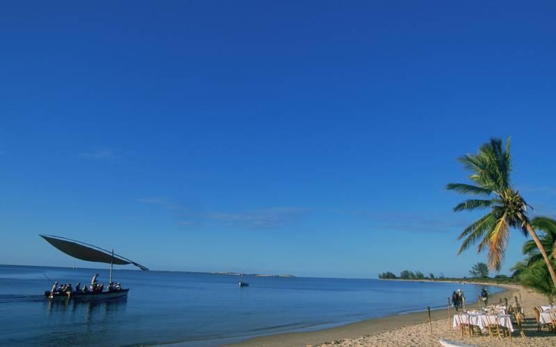 The new andBeyond Benguerra Island