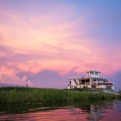 The Chobe Princess Safari Boat