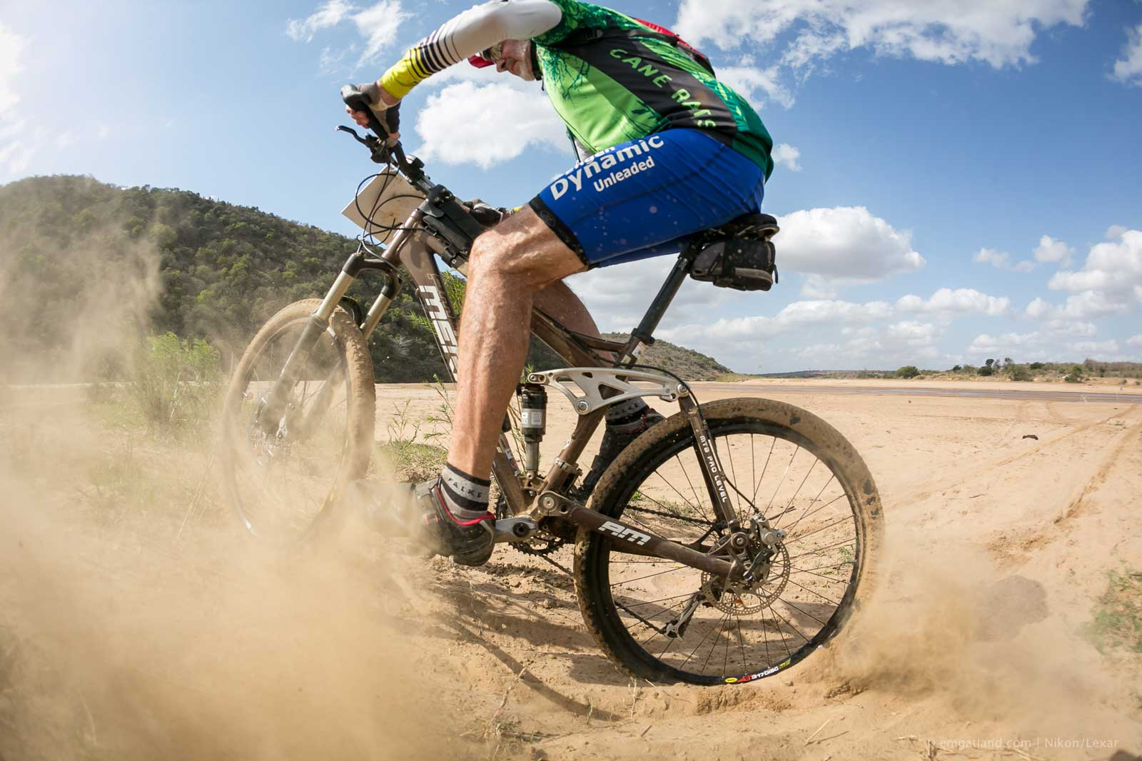 Cycling iMfolozi to Save African Wild Dogs