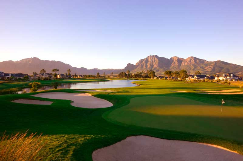 Pearl Valley Golf Estate  - Iconic Images of Africa
