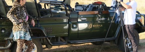 Suzelle DIY Visits Mabula Game Lodge