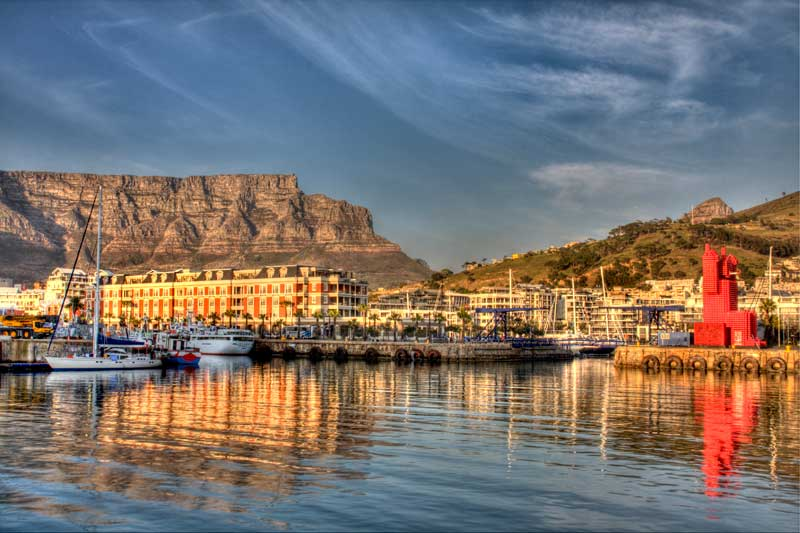Cape Grace at Waterfront  - Iconic Images of Africa