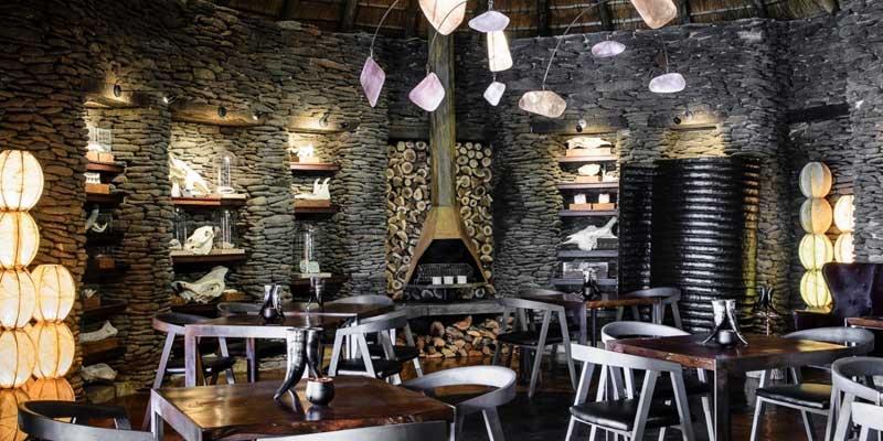 Singita Boulders Lounge