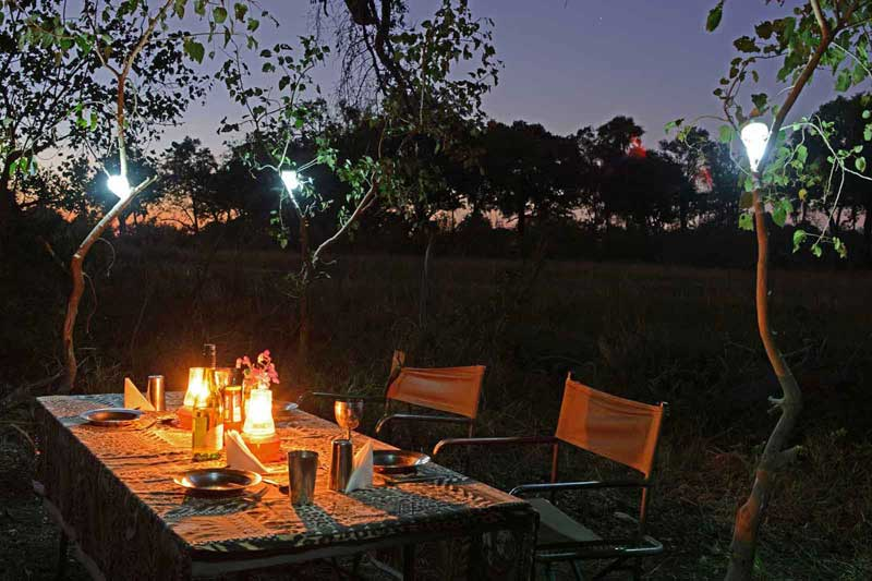 Afrika Ecco Dining