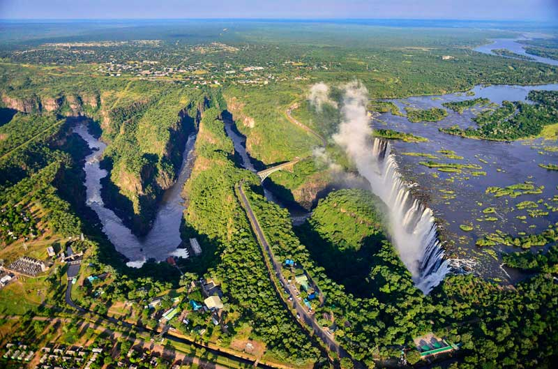 Why we Love These Victoria Falls Hotels