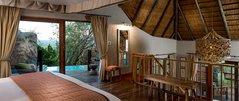 Ulusaba Rock Lodge Master Suite