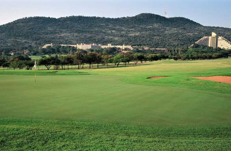 Gary Player Golf Course Sun City