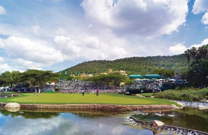 Golf Course - Gary Player Sun City