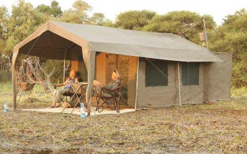 Letaka Safaris Mobile Safari