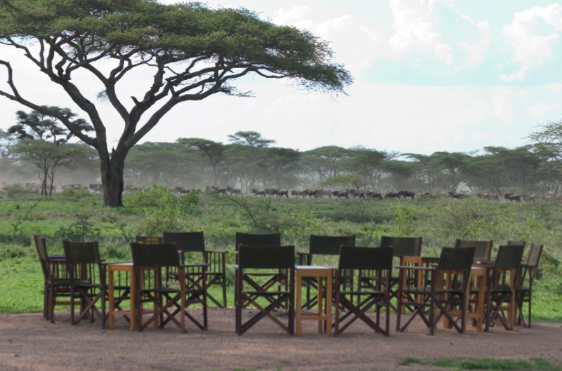 Nduti Safari Lodge