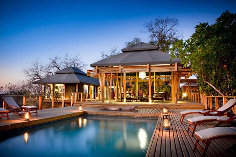 Luxurious Simbavati Hilltop Lodge