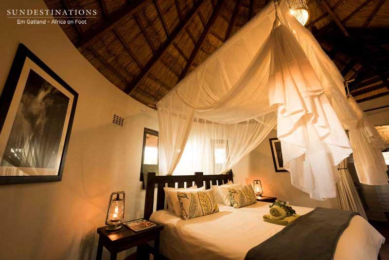Africa on Foot Bedroom