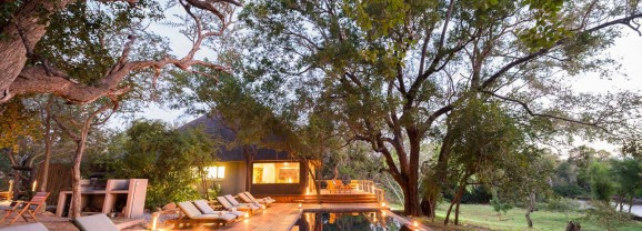 Where the Wild River flows: Rukiya Safari Camp