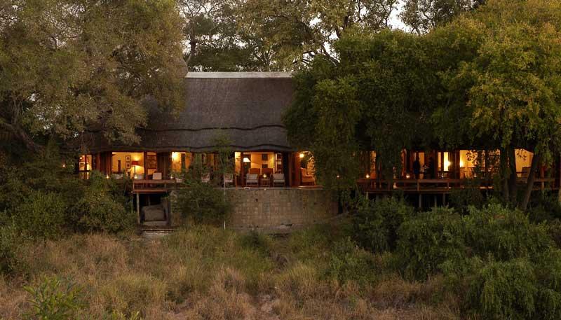 Imbali Safari Lodge View