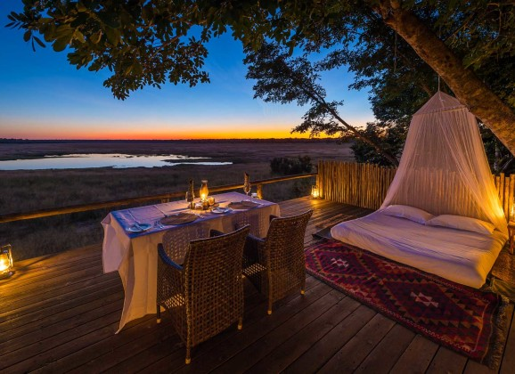 Africa's 5-Million Star Safari Lodges: 10 Best Starbed Experiences