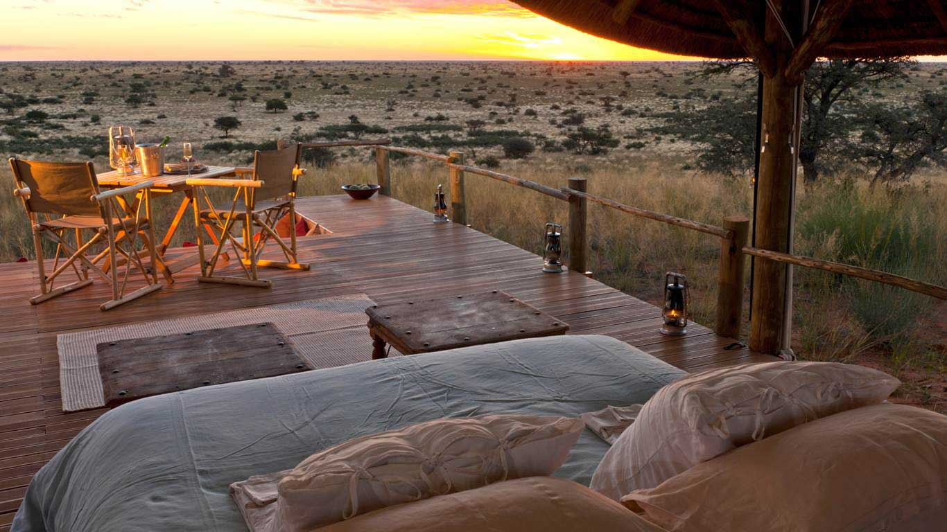 Tswalu Malori Sleepout Deck