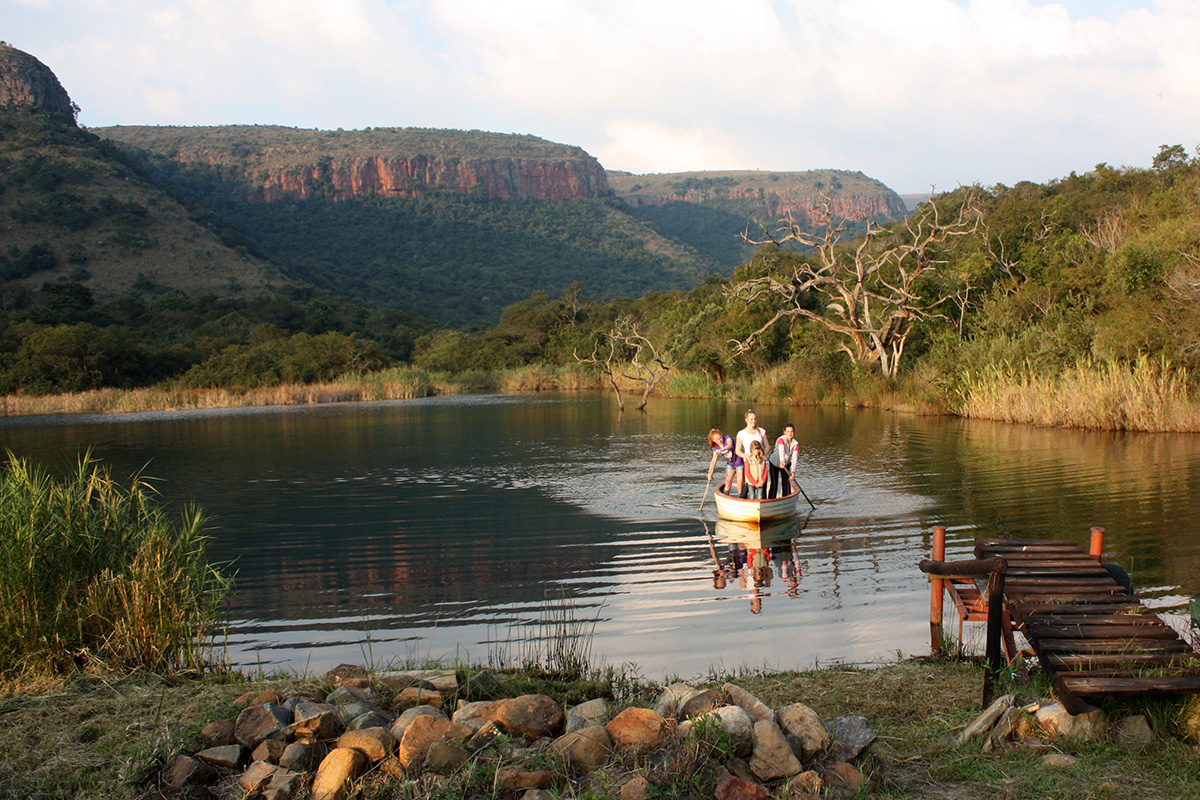 In Kruger's Surrounds, the Historic Mount Anderson Water Reserve