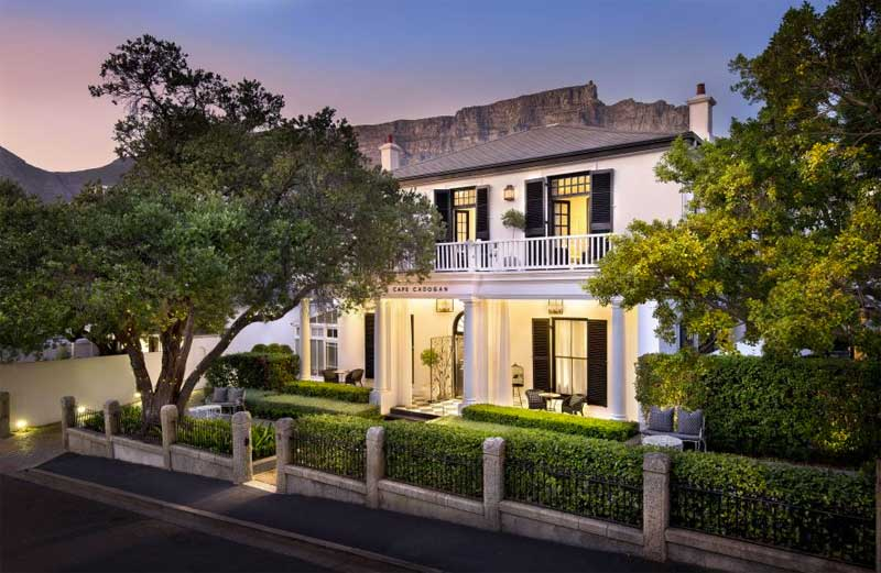 Top 5 Boutique Hotels in Cape Town's City Centre