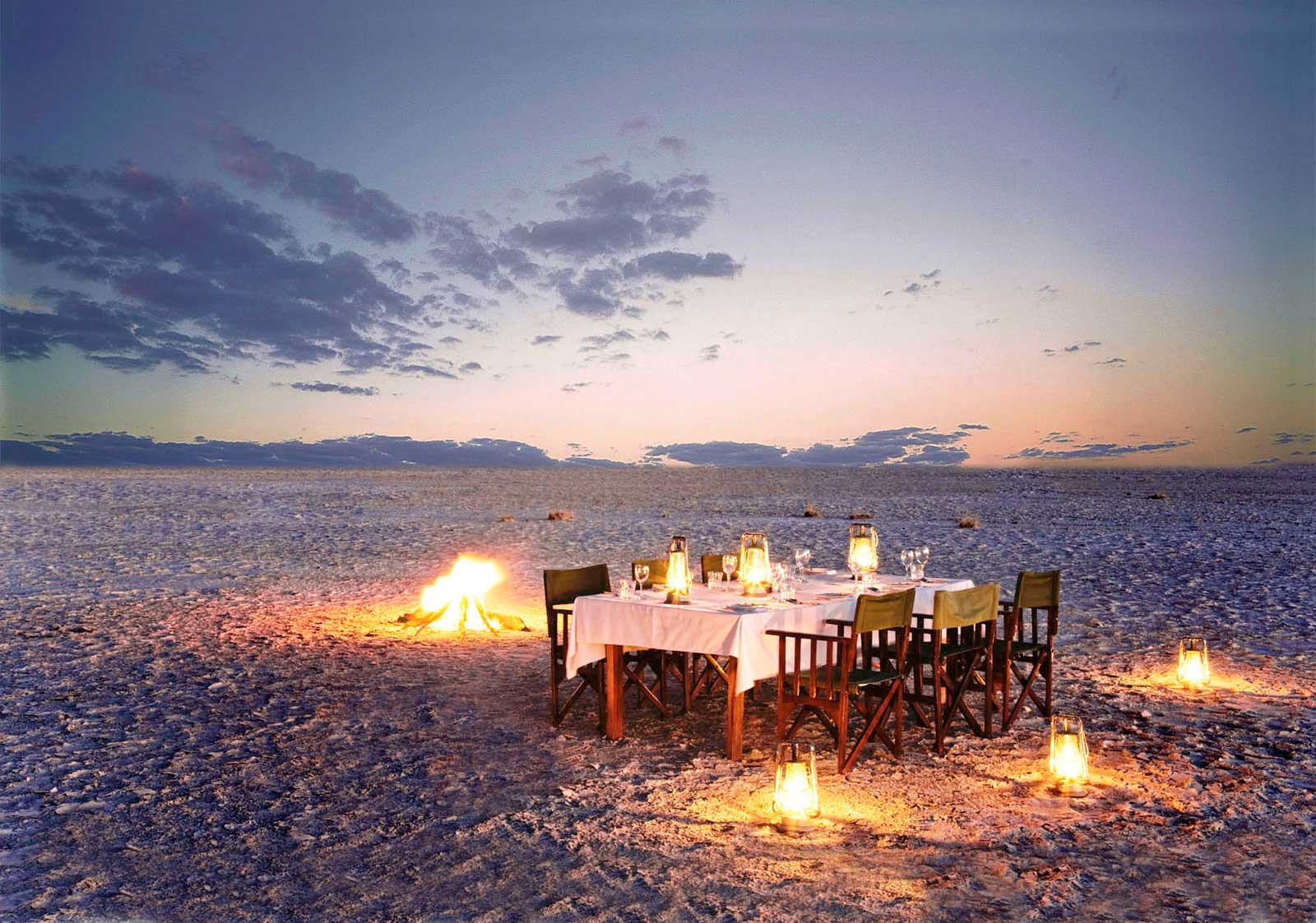African Desert Safari Destinations