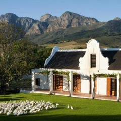 Pack the Hunter Boots and Find a Cape Country Escape