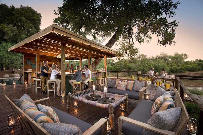 Pafuri Bar Area Kruger