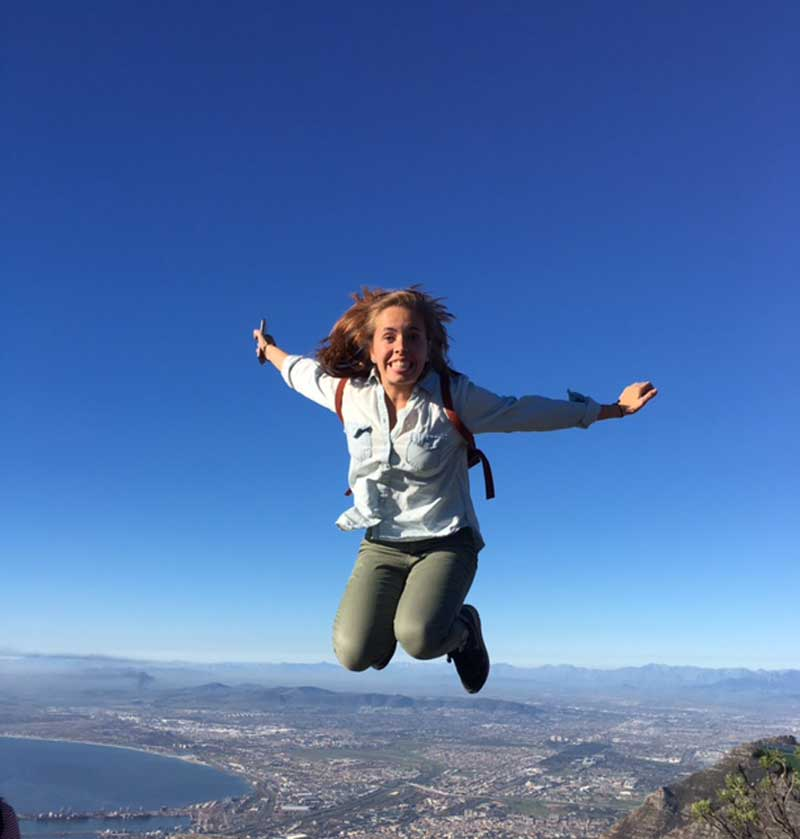 Cape town Jumping
