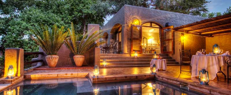 Chobe Game Lodge Luxury