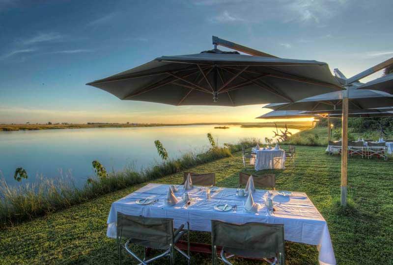 Chobe Game Lodge Botswana
