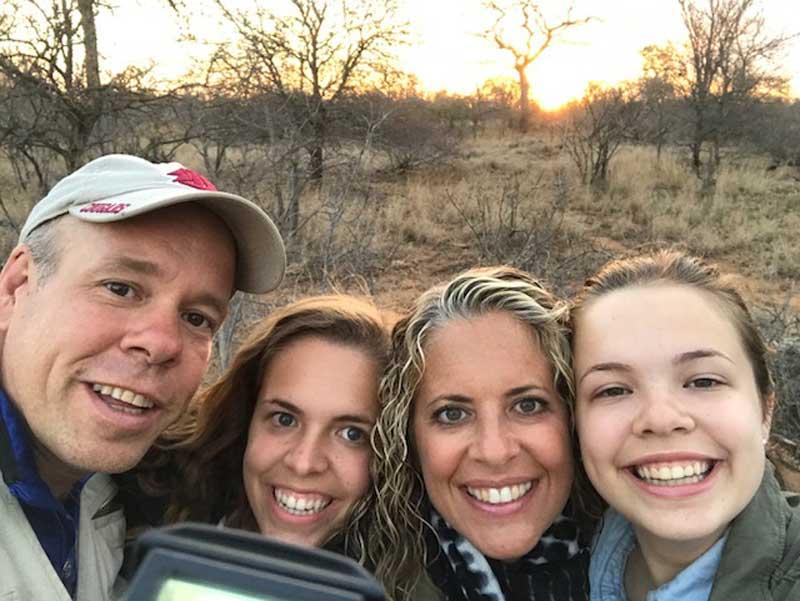 Family Holiday Klaserie River Sands