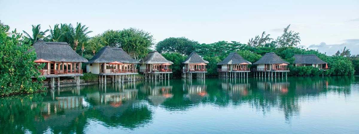 Ocean Huts in Mauritius