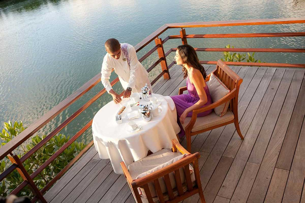 Romantic Dining Mauritius