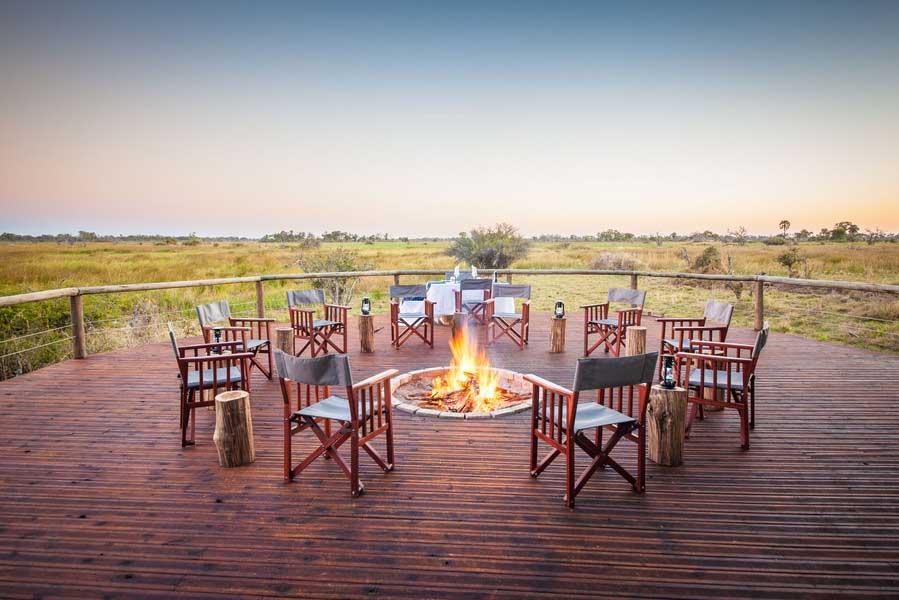 Rra Dinare Camp - Okavango Delta