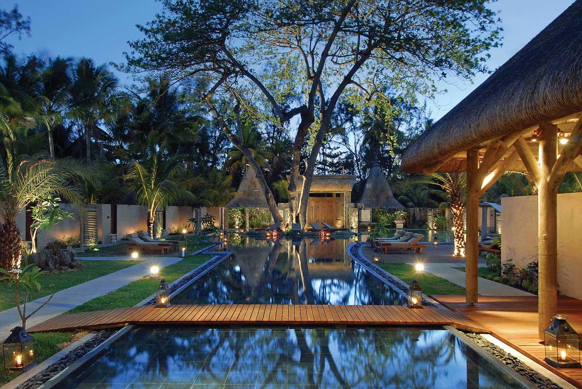 Shandrini Resort Villa