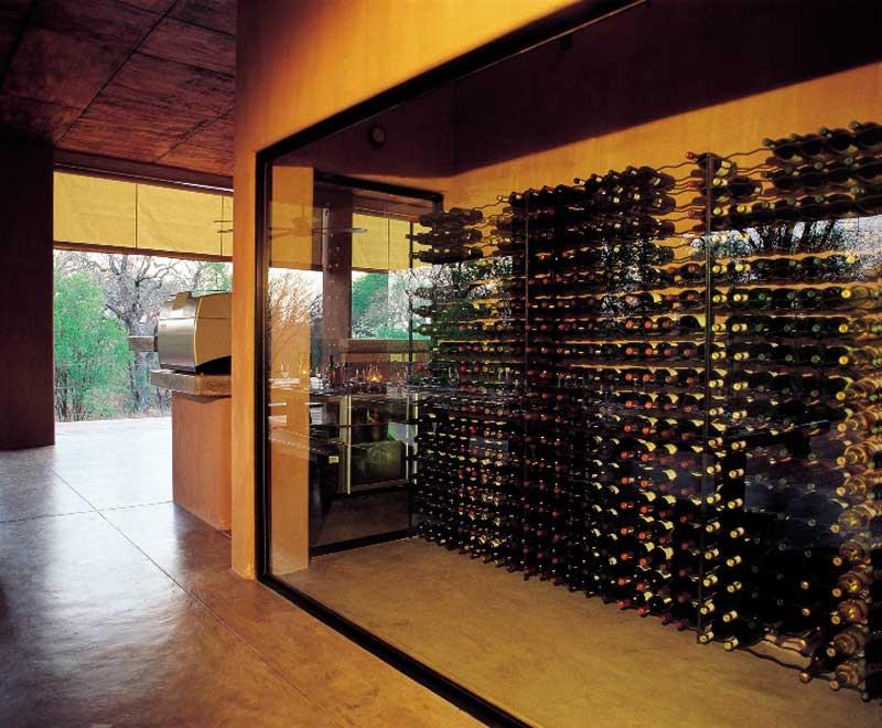 Wine Cellar Mantobeni - Image by Aoife McCarthy