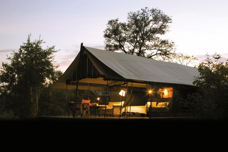 Honeyguide Mantonbeni Tents