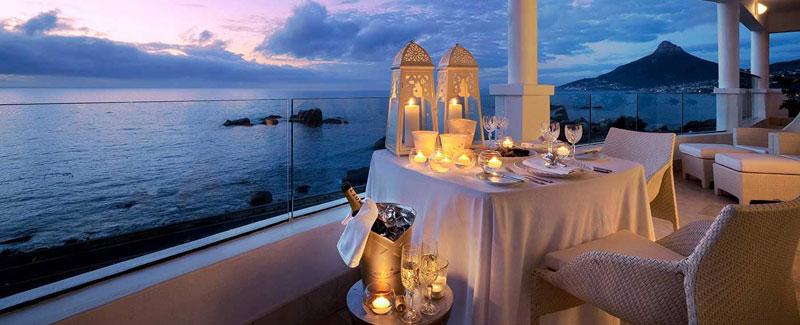 12 Apostles Evening Balcony