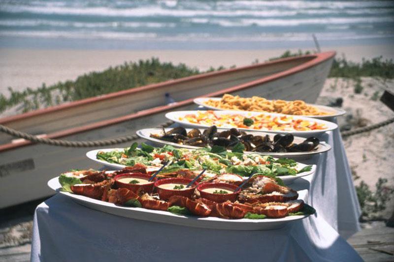 Strandkombuis Seafood