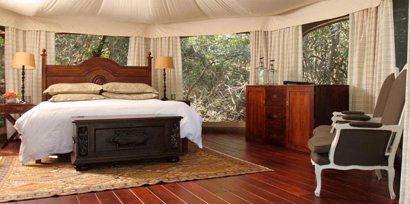 Thanda Tented Camp Lodge