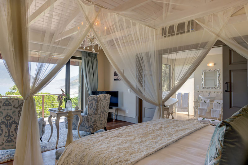 Tintswalo Wedding Island Suite