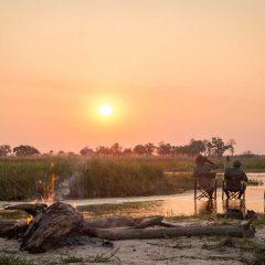Toes in the Okavango and Eyes on Elephants: This is Xaxaba Island