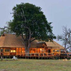 Introducing Chobe's Remote Nogatsaa Pans Lodge