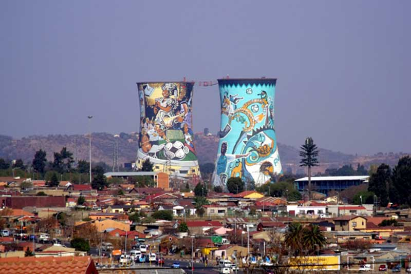Towers of Soweto