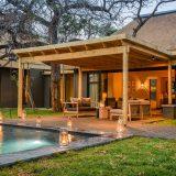 Lion Sands Tinga Lodge has a new Family Suite: Hi'Nkweni Villa