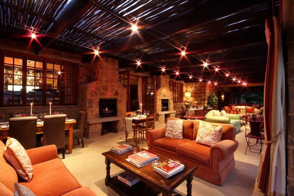 Walkerson's Hotel and Spa, Dullstroom